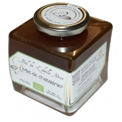 Miel de Chataignier 400 gr
