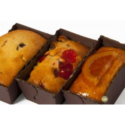 Mini cake quatre quart nature - 100 gr