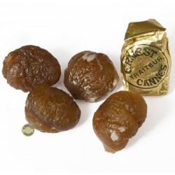 Marrons glaçés - Boite de 3 pièces