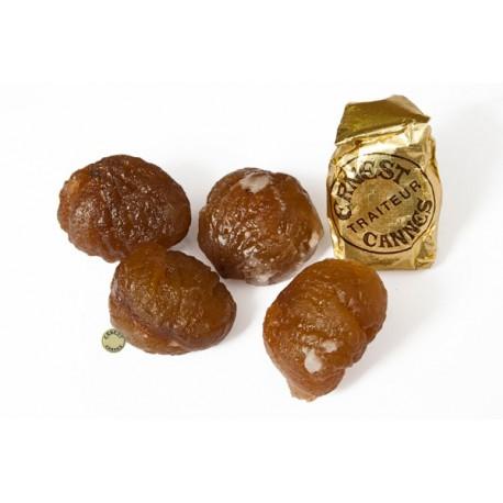 Marrons glaçés - Ballotin de 240 Gr