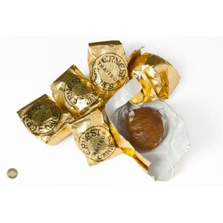 Marrons glaçés - Ballotin de 500 Gr