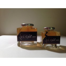 Miel d'acacia-vanille 400 gr